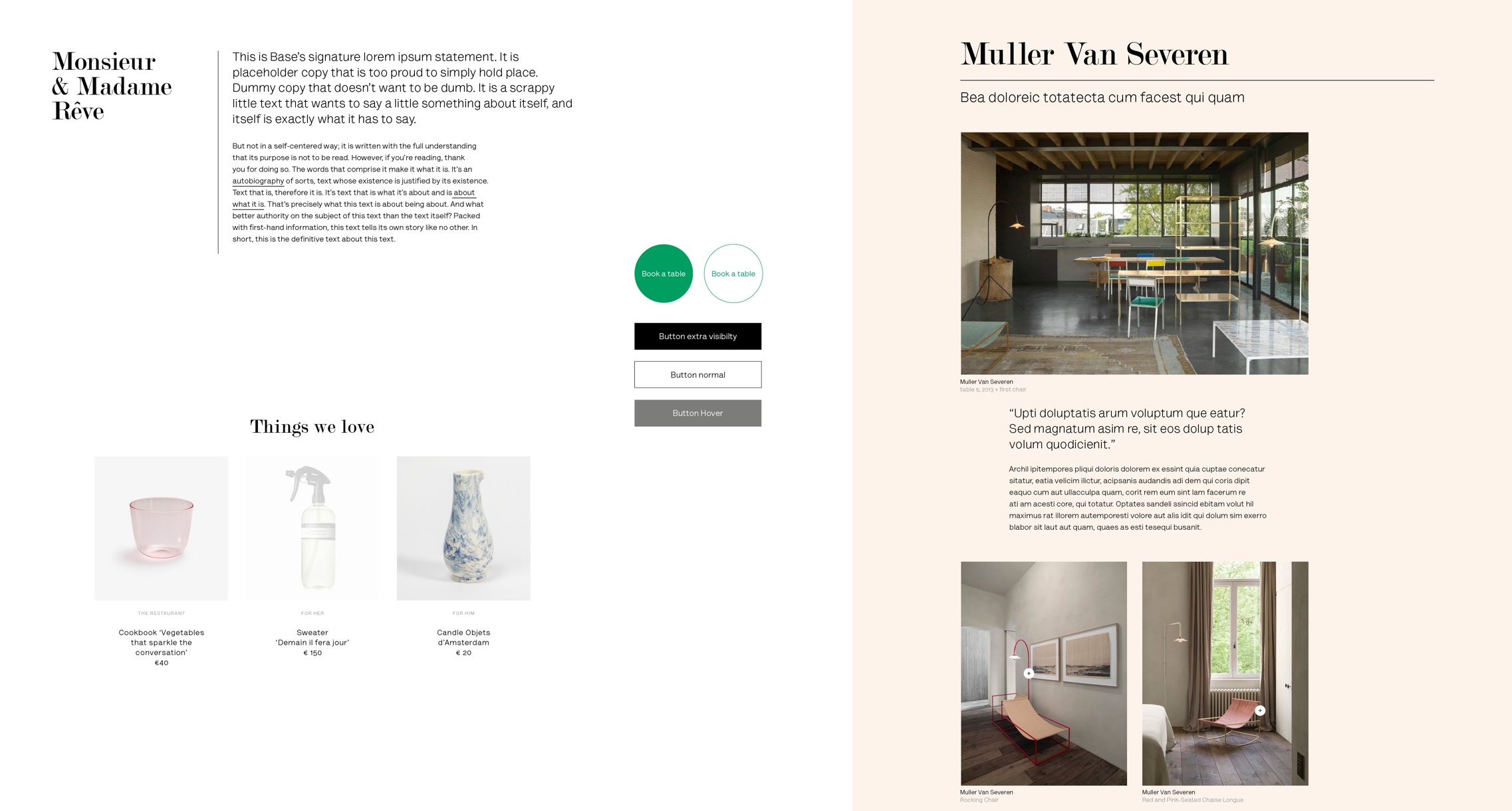 Mood boards in a content-first design process — Thomas Byttebier